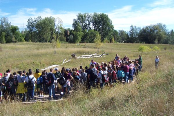 CIPO Outdoor Classroom