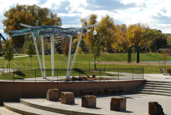 Loveland Fairgrounds Park - River Access Plaza